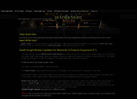 deathknightbuilds.com