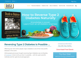 deathtodiabetes.com