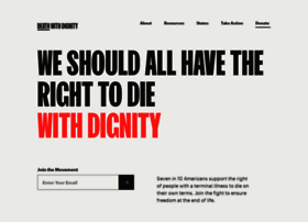 deathwithdignity.org