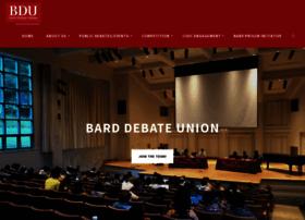 debate.bard.edu
