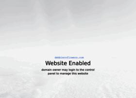 debbiecoflowers.com