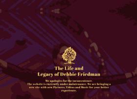 debbiefriedman.com