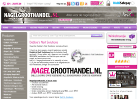 debbiesnailsolutions.nl