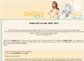debbyhq.org