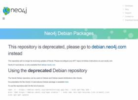 debian.neo4j.org