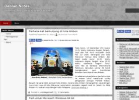 debiannotes.web.id