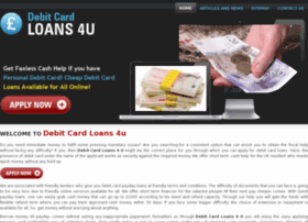 debitcardloans4u.co.uk