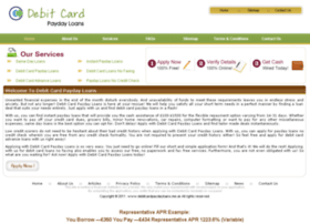 debitcardpaydayloans.me.uk