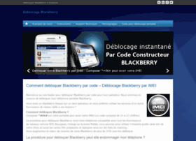 deblocageblackberry.com