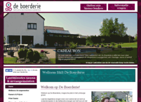 deboerderie.be