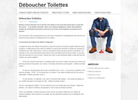 debouchertoilettes.com