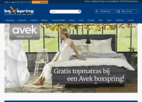 deboxspringspecialist.nl