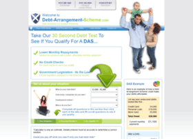 debt-arrangement-scheme.com