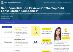 debt-consolidation-reviews.org