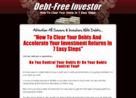 debt-freeinvestor.com