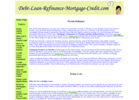 debt-loan-refinance-mortgage-credit.com