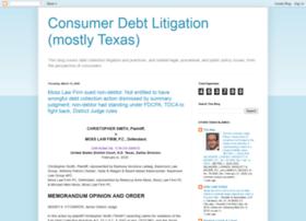 debt-suit-litigation-in-texas.blogspot.com