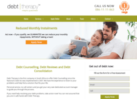 debt-therapy.co.za