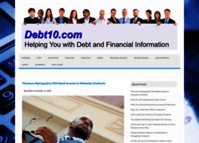 debt10.com