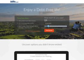 debtcoach.bills.com
