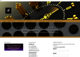 debtcollectorscapetown.co.za