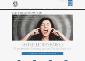 debtcollectorshateus.com