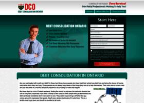 debtconsolidation-ontario.ca