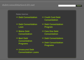 debtconsolidation123.net