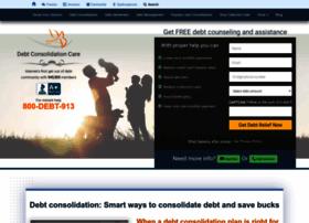 debtconsolidationcare.com