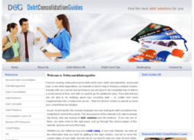 debtconsolidationguides.co.uk