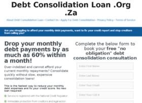 debtconsolidationloan.org.za