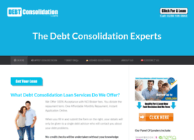 debtconsolidationloans.uk.com