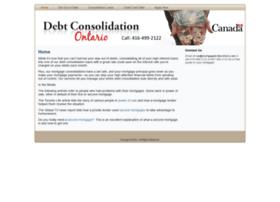 debtconsolidationontario.ca