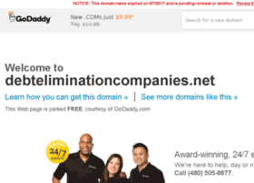 debteliminationcompanies.net