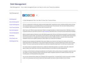debtmanagement101.info