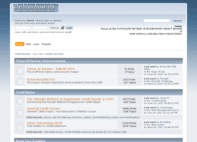 debtorboards.com