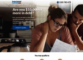 debtrelief.com.au