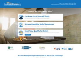 debtreliefcenter.org