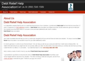 debtreliefhelpassociation.com