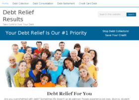 debtreliefresults.com