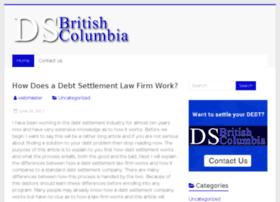 debtsettlementbritishcolumbia.com