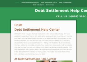 debtsettlementhelpcenter.com