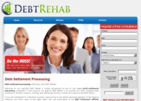 debtsettlementprocessors.com
