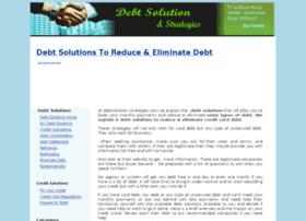 debtsolution-strategies.com