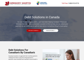 debtsolutionscanada.ca