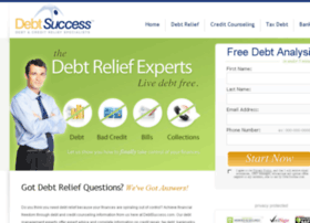 debtsuccess.com