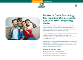 debtwave.com