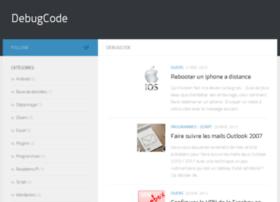 debugcode.fr