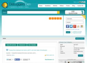 debuggersden.com