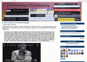 debunkingchristianity.blogspot.ca